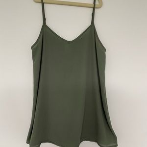 Dusty Green Camisole
